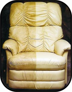 leather furniture cleaning comparison